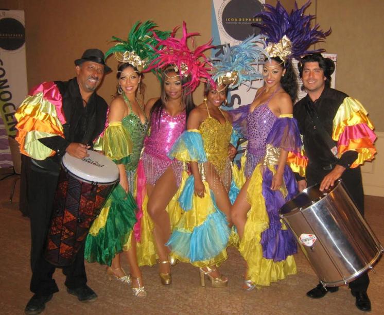 Cuban Havana theme