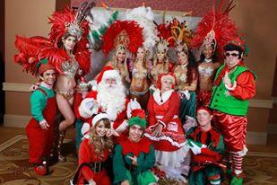 Christmas Samba party