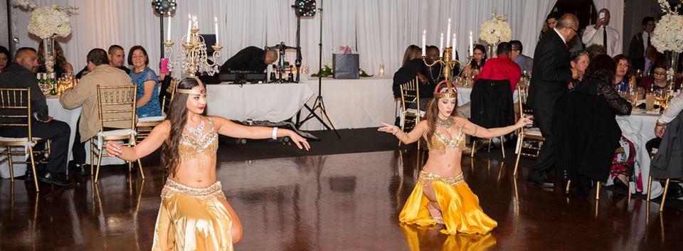 Candelabra dance