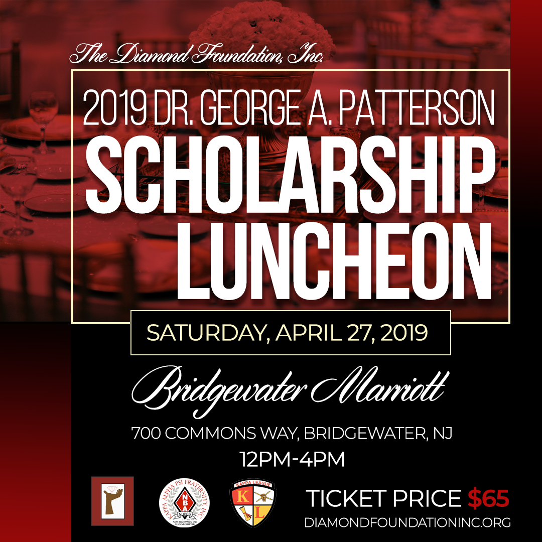 2019 Luncheon Flyer
