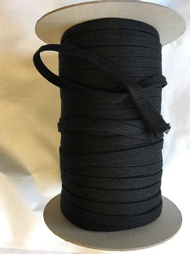 8mm corset lacing ... Black