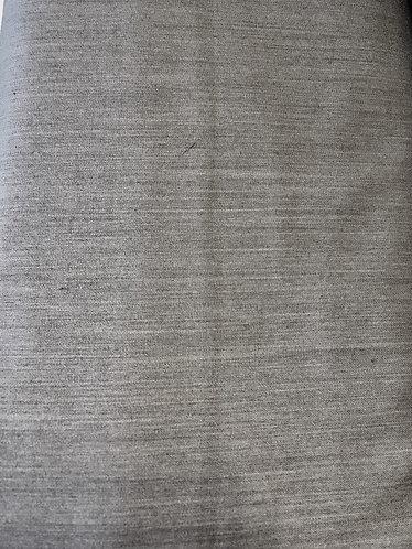 grey green stretch cotton twill