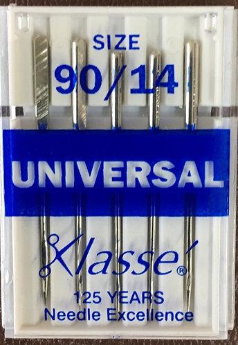 Universal 90/14 needles