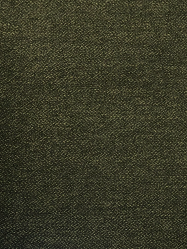 Dark Green wool and Polyester Tweed