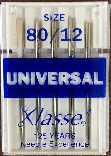 Universal 80/12 needles
