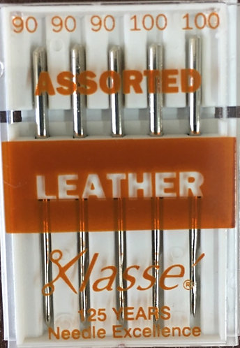 Leather Needles Assorted