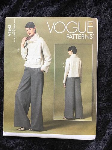 V1642 Trouser Pattern
