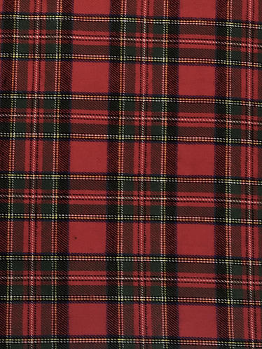 Brushed Cotton Tartan