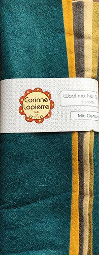 Corinne La Pierre Felt Square Sets