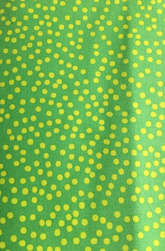 Andover yellow spots on green