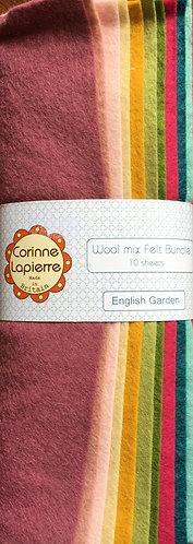 CorinneLaPierre felt square set