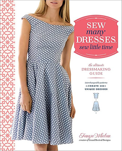 Sew many Dresses so Little Time