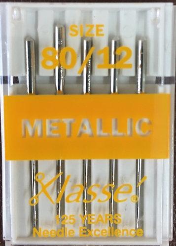 Metallic Thread Needles 80/12