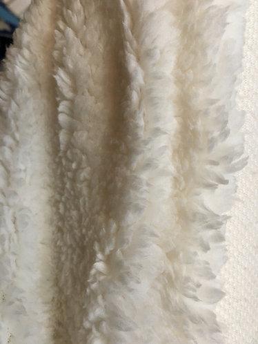 Supersoft snuggle fleece cream