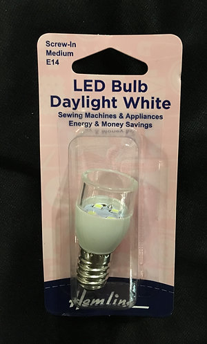 Hemline sewing machine led daylight bulb