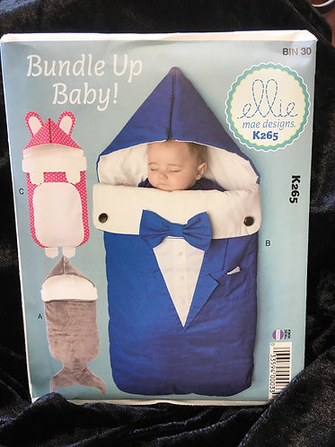 Kwik Sew 265, Ellie Mae baby bundle