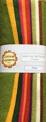 Corinne La Pierre Felt Square Set