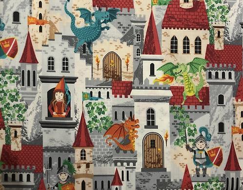 Dragonheart Castles grey