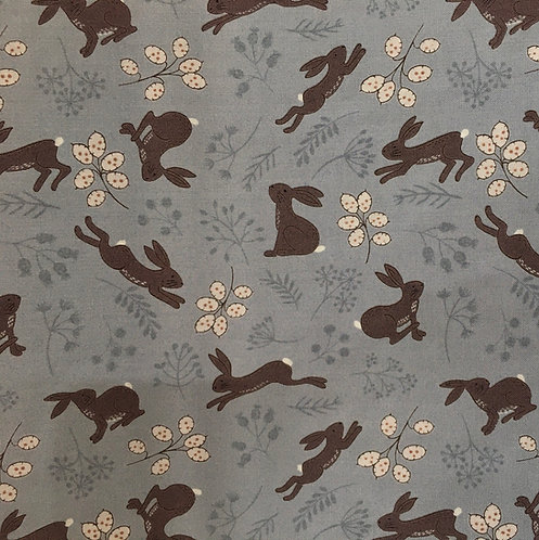 The Water meadow collection, leaping hares