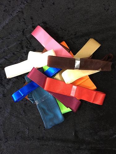 Wide Ribbon Bundle   Assorted 10 pack