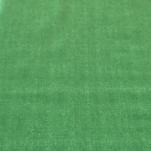 Makower linen weave green
