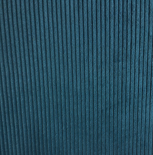 Middle weight corduroy Teal