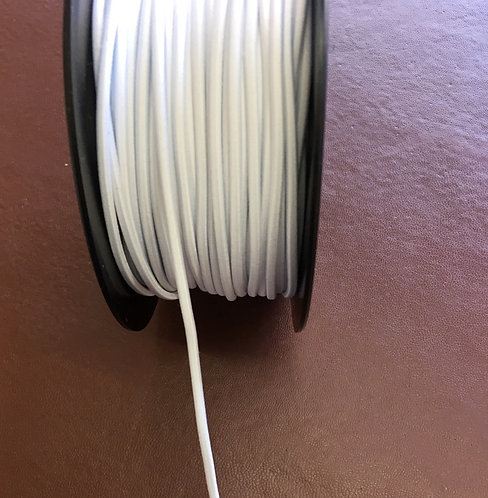 3mm Soft Cover Round Elastic