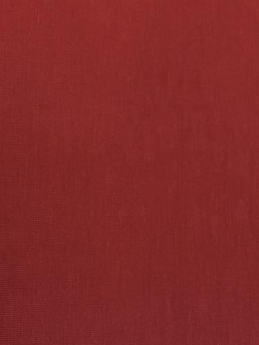 Single Knit Jersey red