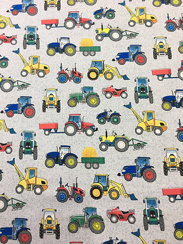 Makower Village Life - Tractors