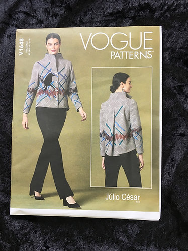 Vogue 1648 Jacket