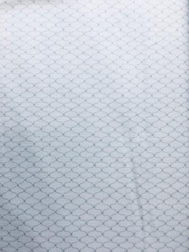Grey in grey honey comb design