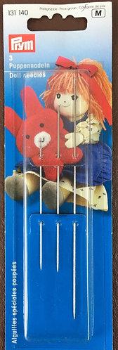 Doll needles by Prym