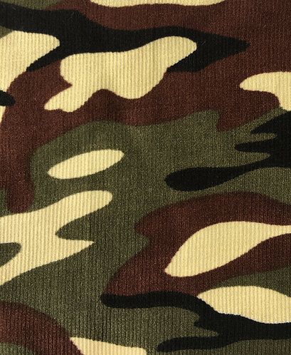 needlecord camouflage