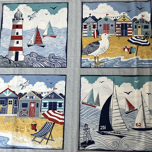 Sail Away Blocks Panel