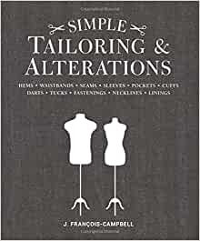 Simple Tailoring and Alterations
