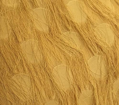 Polyester Eyelash Fabric