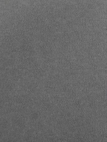 single knit jersey lining- grey
