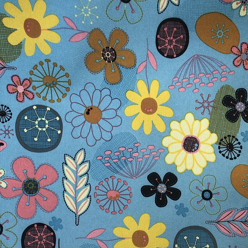 Waterproof Fabric - Floral