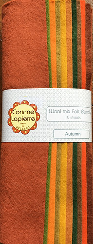 Corinne LaPierre Felt Square Set