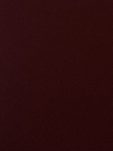 single knit jersey lining- claret
