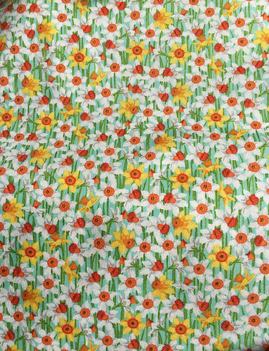 Makower Spring Daffodils