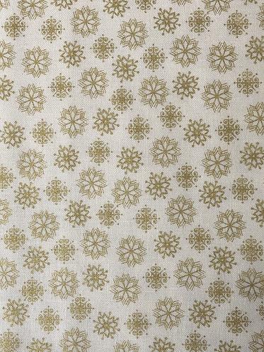 Christmas Metallic Snowflake