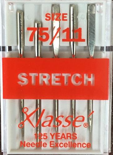 Stretch Fabric needles 75/11