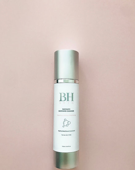 FACE BATH SOOTHING CLEANSER