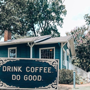 Giving Back and Helping Small Businesses:  A Fresh Path Through Coffee
