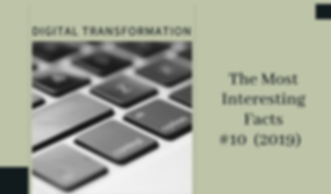 Digital Transformation Facts #10