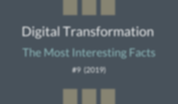 Digital Transformation Facts #9