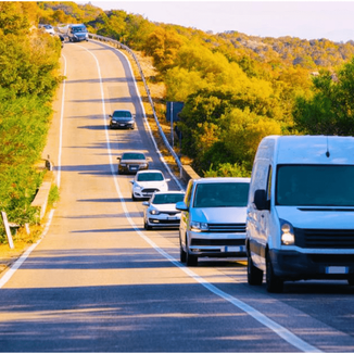 How can businesses overcome the van and car rental shortage