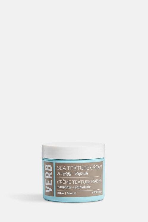 Sea Salt texture cream