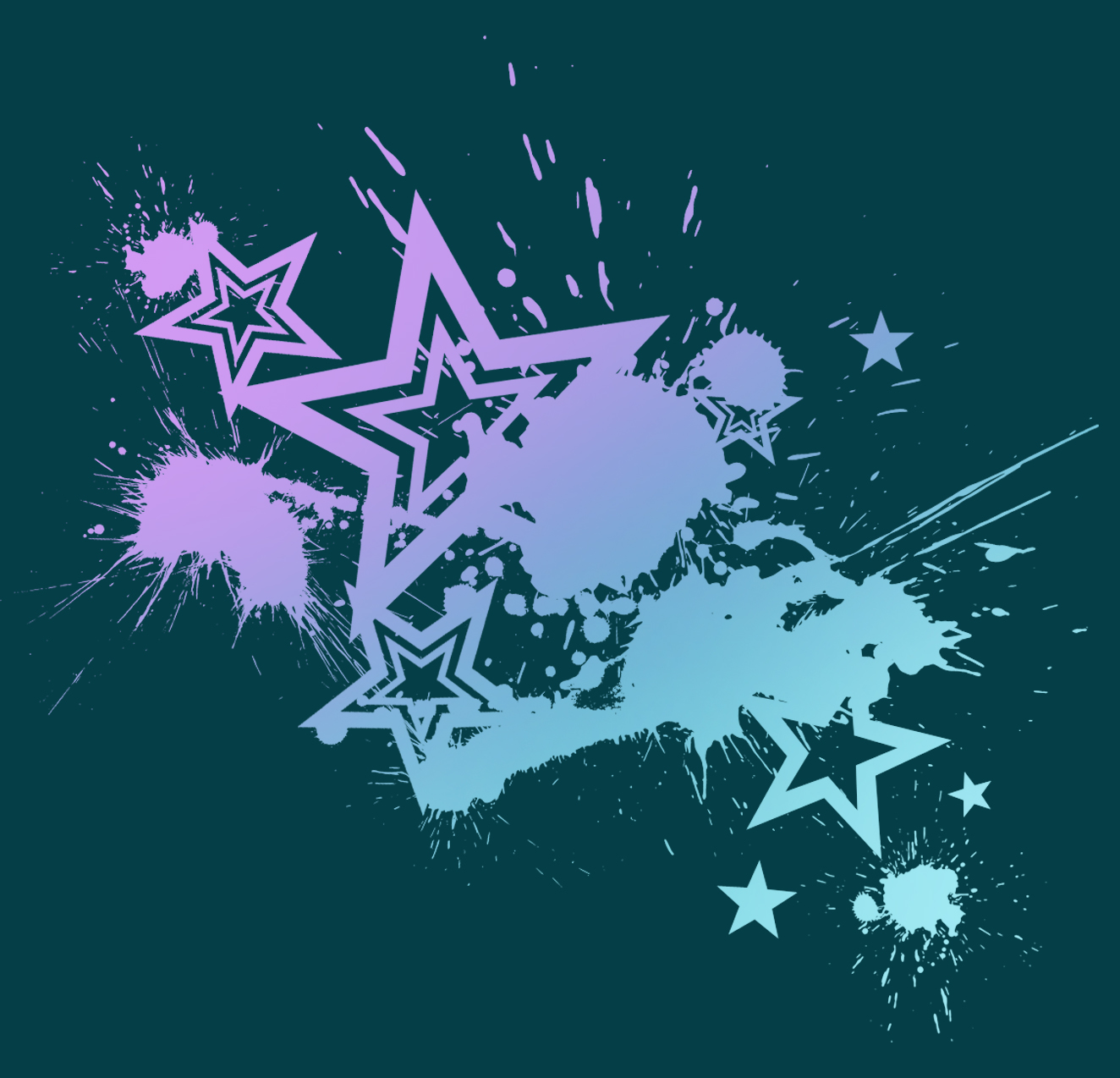 Star Splatter